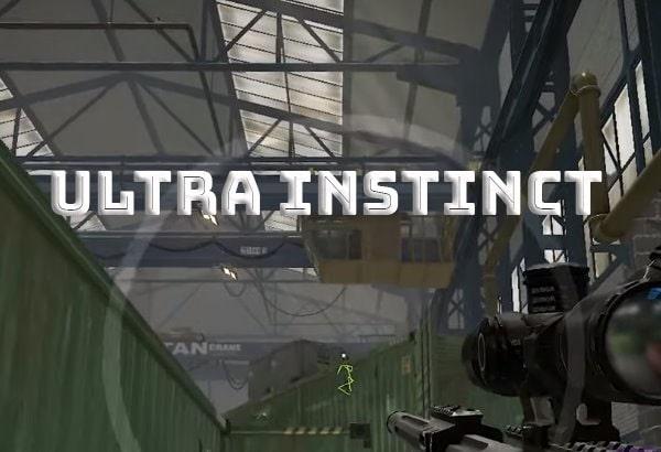 Чит Ultra Instinct WF (Бесплатно)