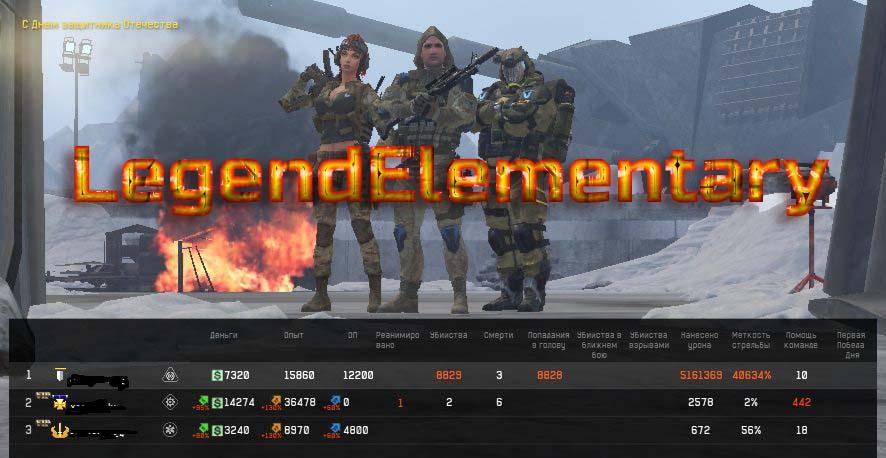 LegendElementary WF