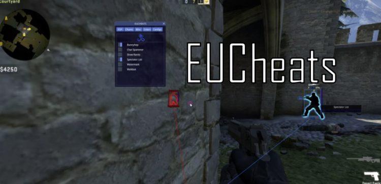 EUCheats — Премиум чит для CSGO — Бесплатно